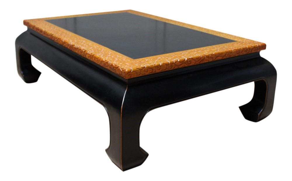 Table basse asie for Meuble chine design