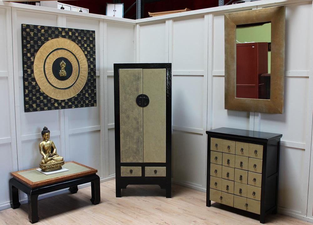 Kleines wohnzimmer mit essbereich einrichten - Opiumtisch chrom ...