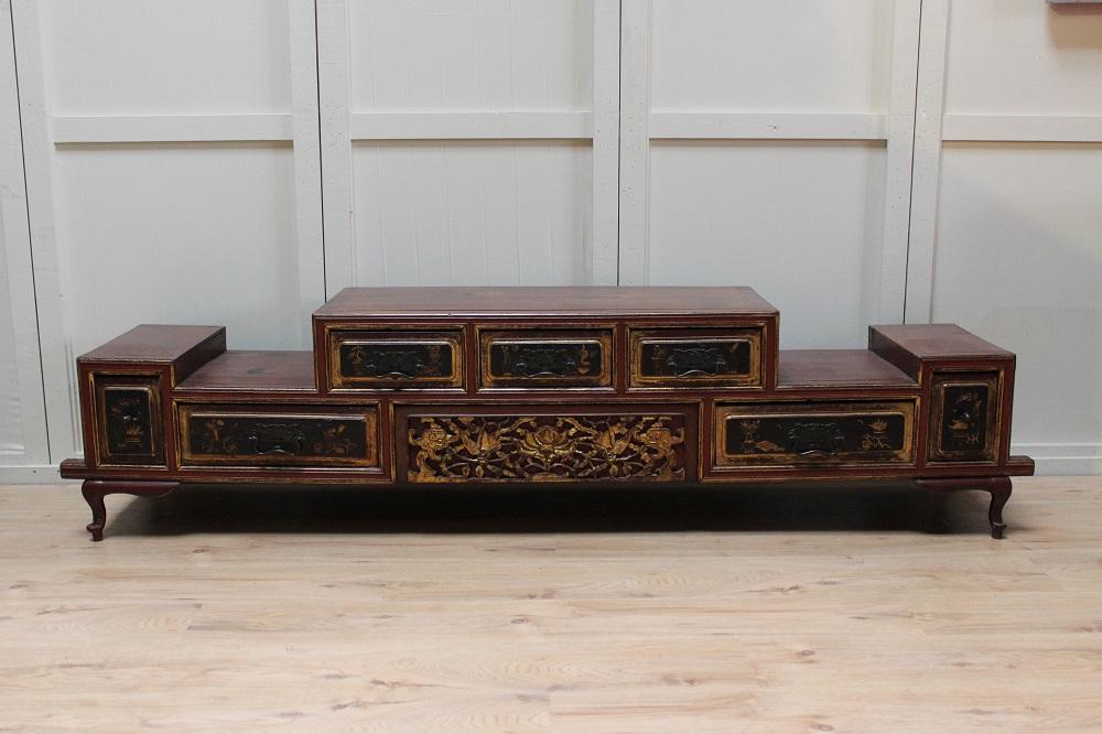 Kommode china asiatischer altar chinesisches sideboard for Sideboard asiatischer stil