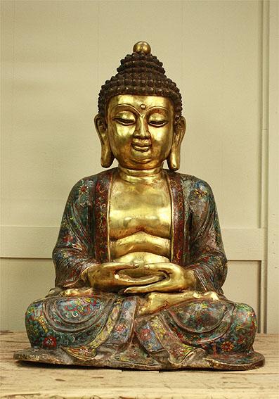 amitabha buddha statue bronze messing skulptur tibet asiatika asien figur china ebay. Black Bedroom Furniture Sets. Home Design Ideas