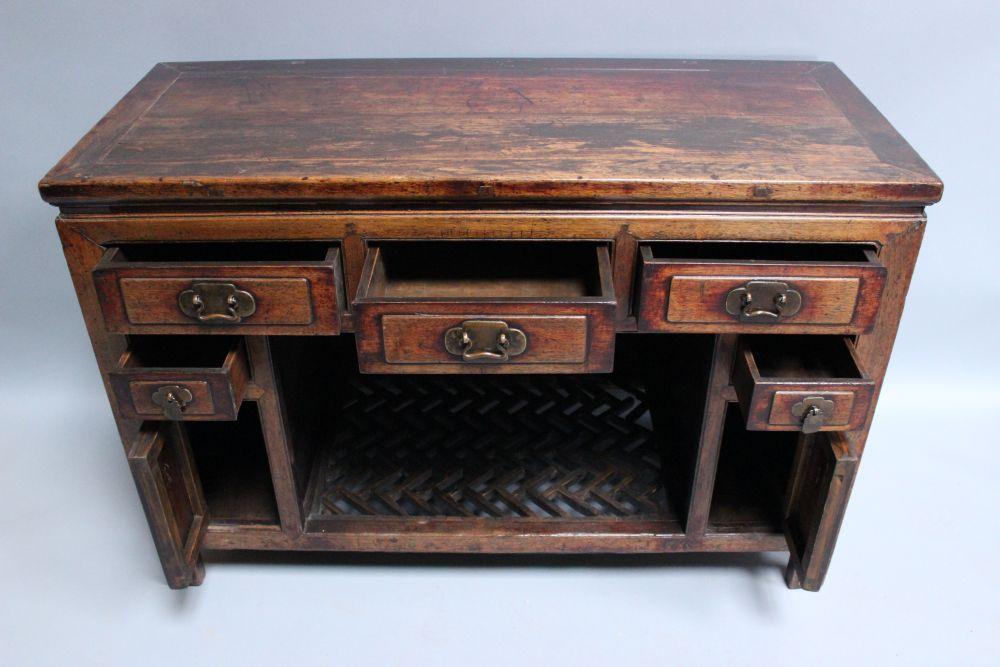 sideboard china kommode holz restauriert asiatische m bel. Black Bedroom Furniture Sets. Home Design Ideas